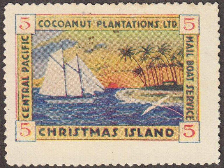 Christmas_Island_Vydani_1
