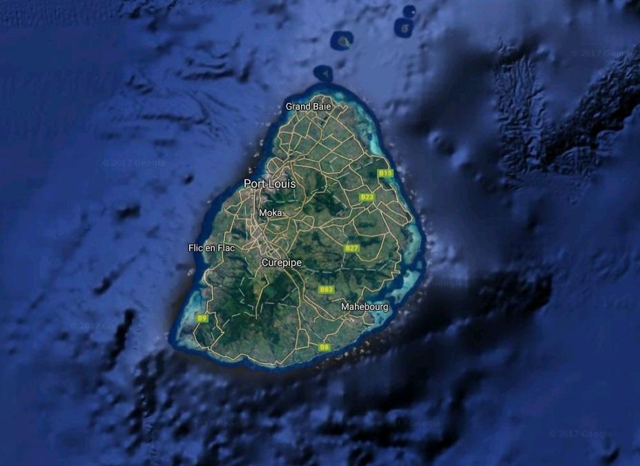 Mauritius_Google